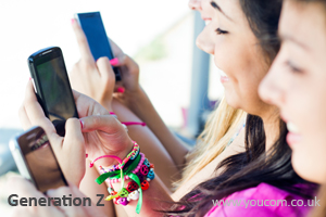 YouCom Media List of Generations - Generation Z