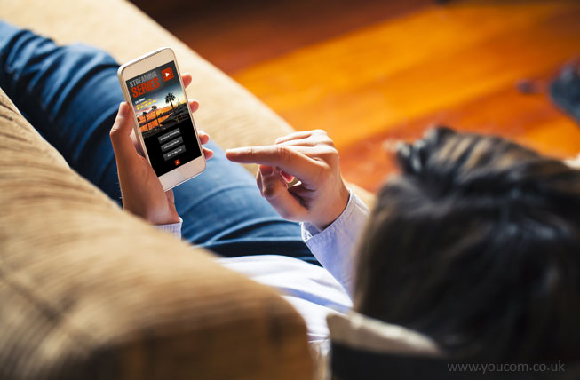 47 percent use social media while watching TV Adverts meaning an integrated campaign is required
